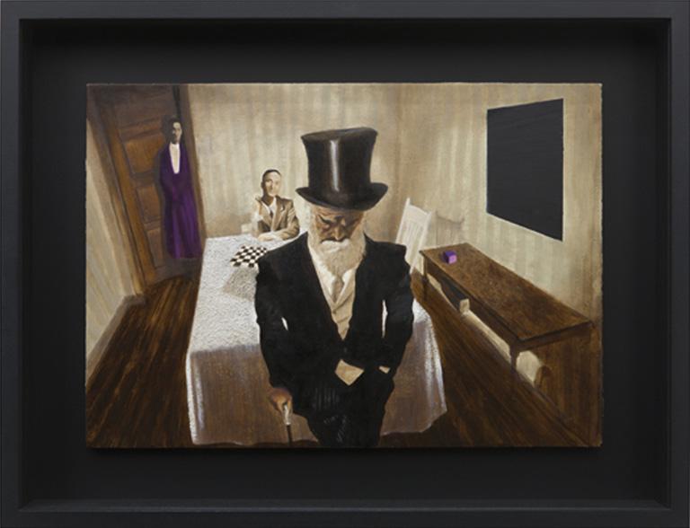 """Giulio Frigo, quando la pittura è """"still (in)life"""""""