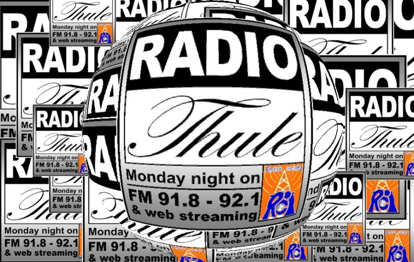 Lunedì 25/03, ore 21.00: torna RADIO THULE #12-12/13, live in FM e streaming su RCI Radio!