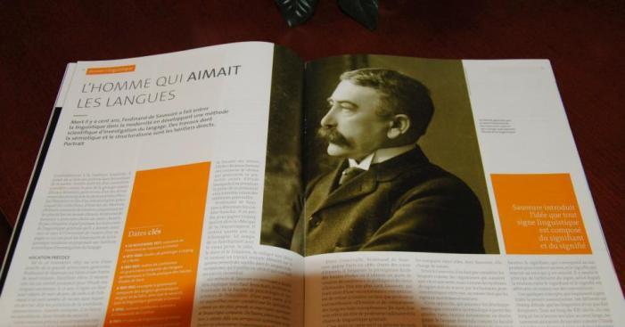 """""""Istituzione e differenza"""": l'attualità di Ferdinand De Saussure e l'importanza dei suoi studi per chiunque abbia a che fare con lalingua"""
