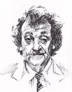 Kurt Vonnegut -glassofchocolate.deviantart
