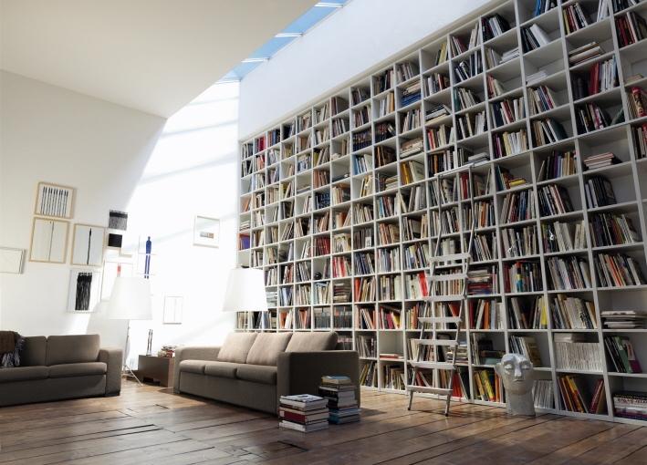 Un tesoro prezioso tra le mura di casa. Le librerie domestiche e la loro importanza tanto fondamentale quanto, a volte, incompresa…
