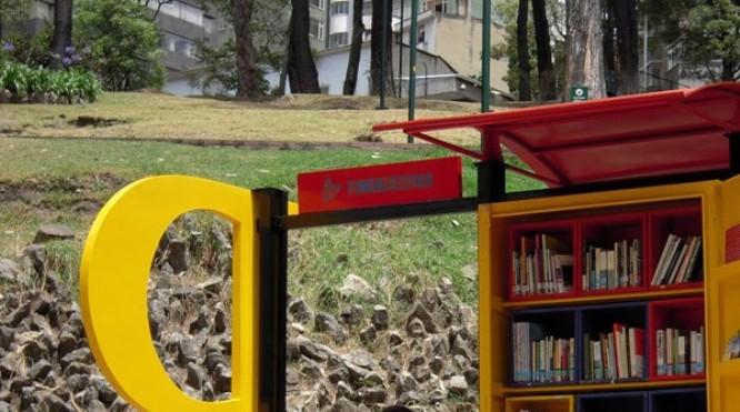 INTERVALLO – Bogotà,Biblioestaciòn