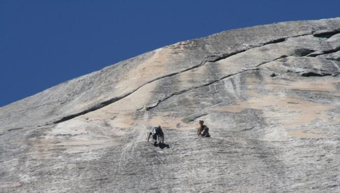 """INTERVALLO – Yosemite Valley (USA), """"sala"""" dilettura"""