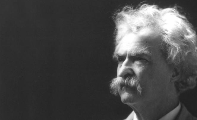 "Mark Twain, ""Storia di doppi e doppiette"""