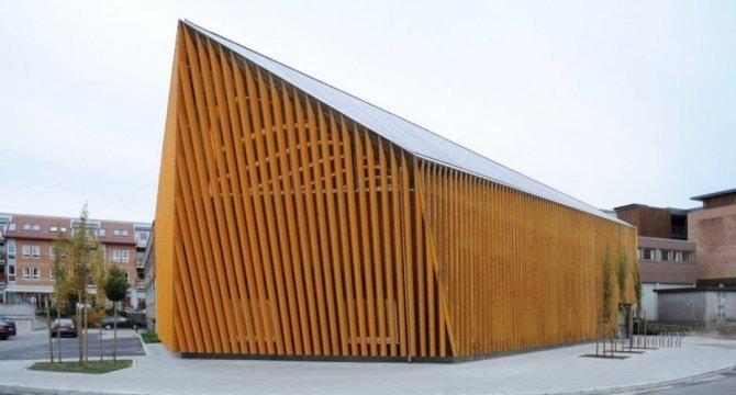 INTERVALLO – Vennesla, Library and CultureHouse