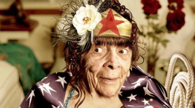 Wonder Nonna (Un raccontoinedito)