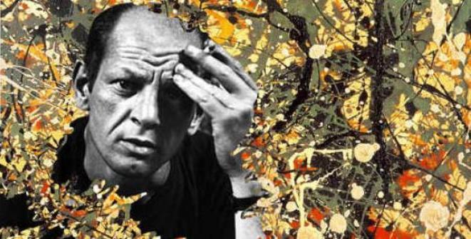 """Visitando """"Pollock e gli irascibili"""", Palazzo Reale,Milano"""
