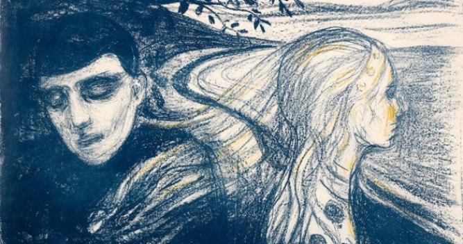 Edvard Munch nella grande mostra di Zurigo a 150 anni dalla nascita – e nelle impressioni di FrancescaMazzucato