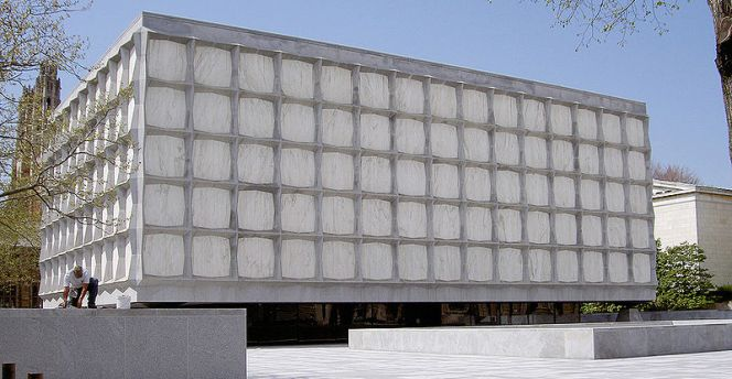 INTERVALLO – New Haven (USA), Beinecke Rare Book Library, Yale University