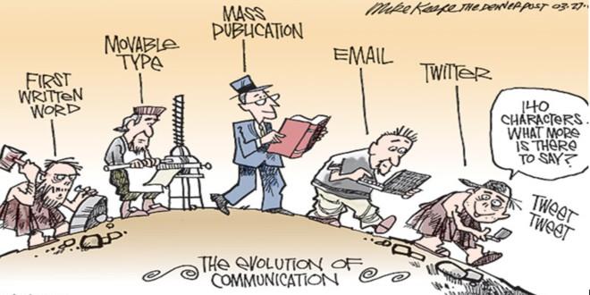 Non ci sono più gli scrittori di una volta. E se fosse anche per questo, che non si vendonolibri?