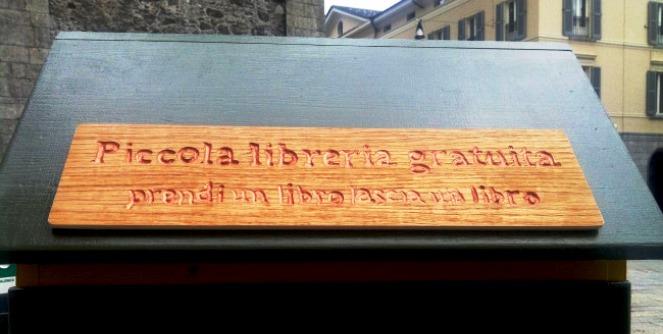 INTERVALLO – Sondrio, Piccola LibreriaGratuita