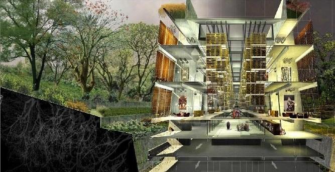 INTERVALLO – Città del Messico, Biblioteca JosèVasconcelos