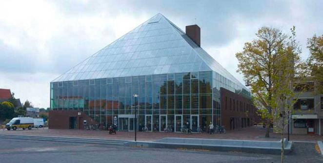 INTERVALLO – Spijkenisse (Olanda), Book Mountain and LibraryQuarter