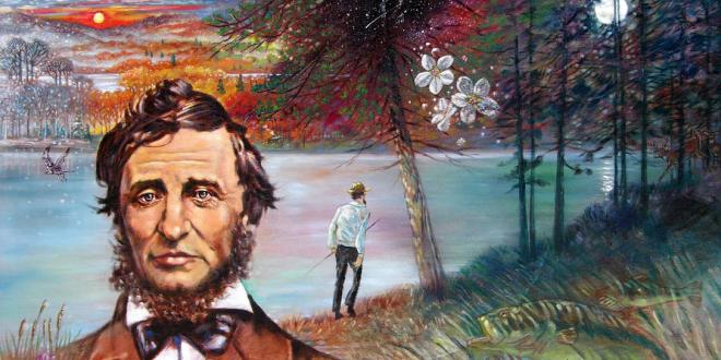"In cammino – Henry David Thoreau, ""Camminare"""