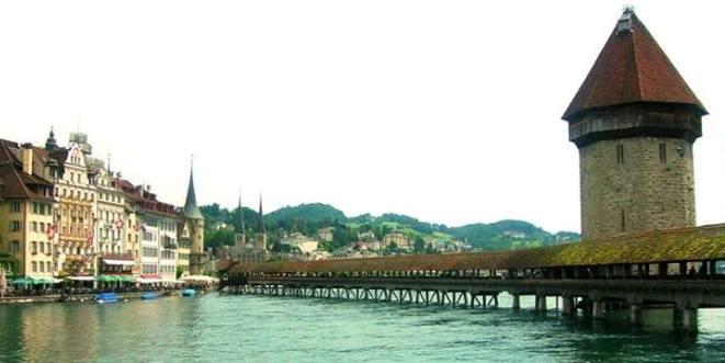 """La recensione di """"Lucerna, il cuore della Svizzera"""" su Excursus.org, rivista di attualità e dicultura"""