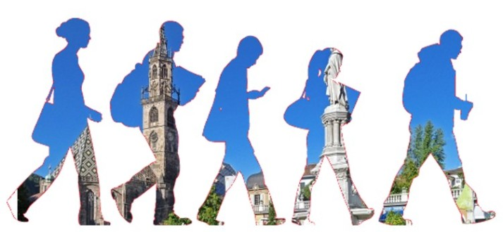"""In cammino – A Bolzano il """"Festival del Camminare"""", dal 23 al 25Maggio"""