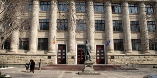 INTERVALLO – Chişinău (Moldavia), BibliotecaNazionale