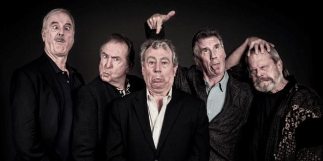 E molto presto qualcosa di completamente diverso! I Monty Python stannotornando!