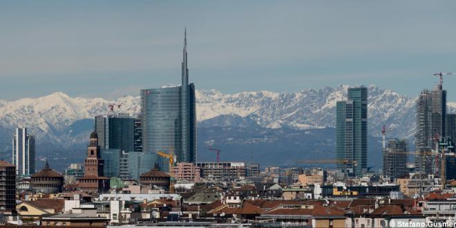 """Se 150 anni fa c'era più cultura del paesaggio di oggi: quando a Milano le montagne si potevano ammirare """"per legge""""…"""