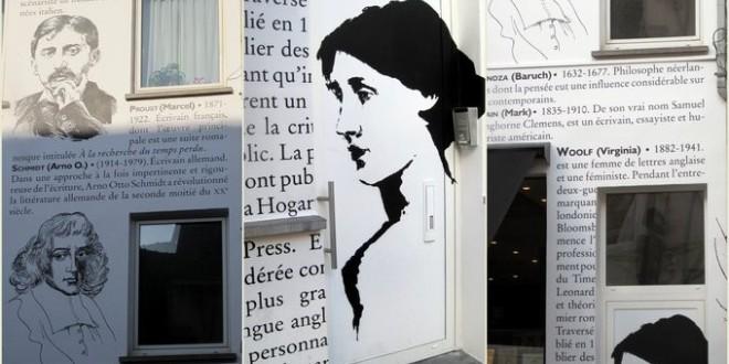 INTERVALLO – Ixelles (Belgio), LibrairiePtyx