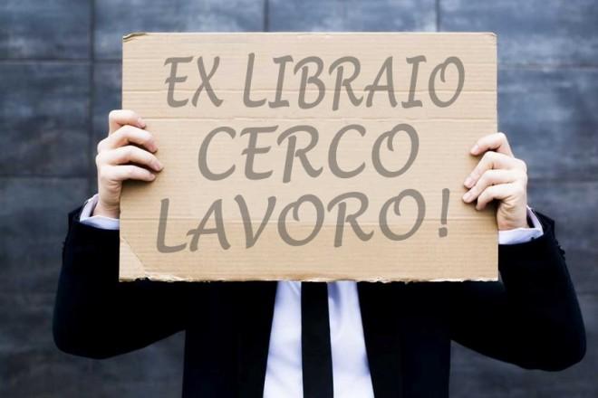 Ex libraio cerco lavoro