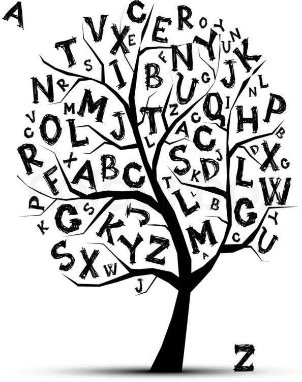 3846271-art-tree-with-letters-of-alphabetfor-your-design