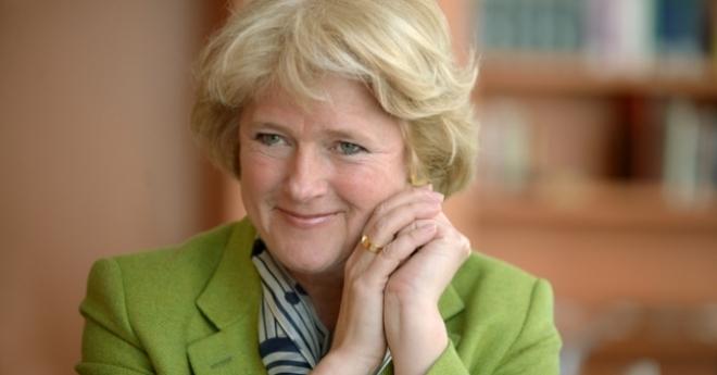 Monika Grütters, ministro  tedesco della cultura. Colpa (anche) sua se la Germania è un luogo più civile rispetto all'Italia.