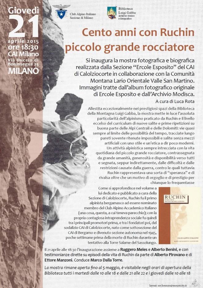 Ruchin-Milano