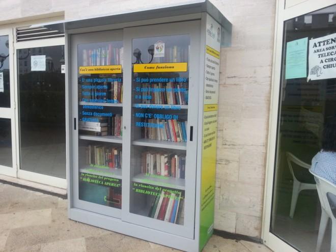 La Biblioteca dell'Arena Giardino-2