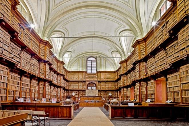 Biblioteca-Angelica-Roma