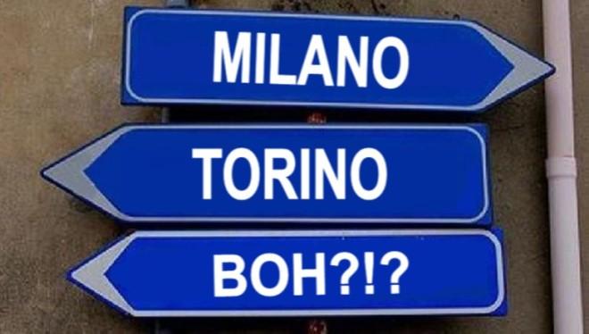 Milano-Torino-boh