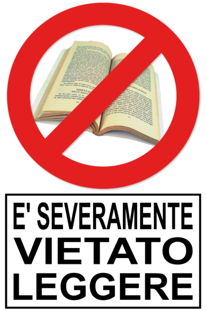 vietato-leggere
