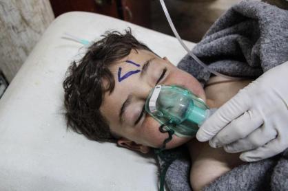 siria gas