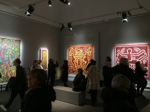 Keith-Haring-a-Palazzo-Reale-Milano-20175