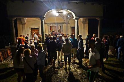 Oratorio di San Domenico, 22 giugno 2018.