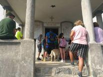 Chiesa della Madonna della Cintura a Forcella Bassa, 1 luglio 2018.