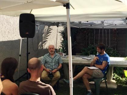 Roberto Mantovani e Luca Rota, Colle di Sogno, 8 luglio 2018.