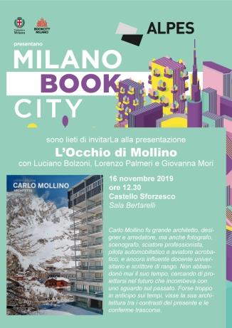 Clic: https://www.bookcitymilano.it/eventi/2019/carlo-mollino-architetto-al-castello